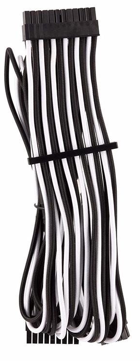 Corsair Premium Individually Sleeved PSU Cables Starter Kit Type 4 Gen 4 White/Black