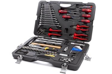 Įrankių rinkinys Forte tools 216009/218305, 85 vnt.