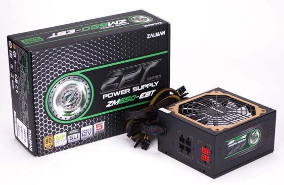 Zalman EBT PSU 650W ZM650-EBT