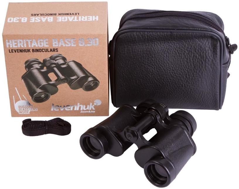 Levenhuk Heritage Base 8x30 Binoculars