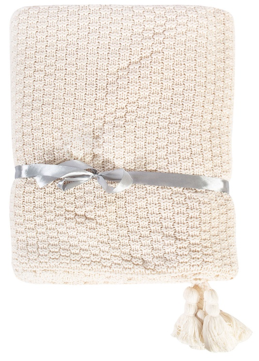 Home4you Emmy Lux Blanket 130x180cm White