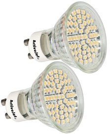 Action 60 SMD LED AJE-S6010W 2-Pack