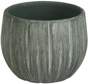 Verners Flower Pot Ronda Green 12cm