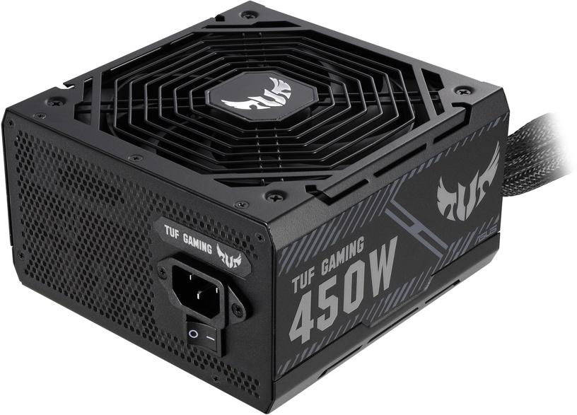 Asus TUF Gaming Power Supply 450W Black