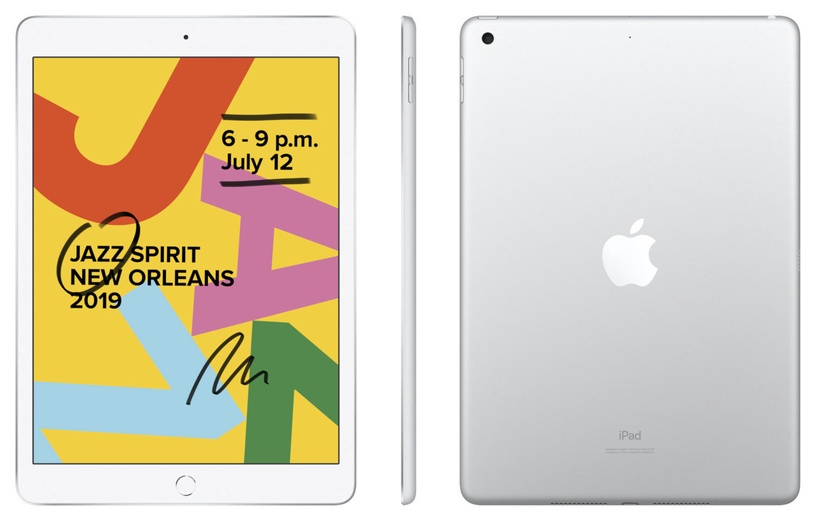Apple iPad 7th Gen 10.2 32GB WiFi Silver