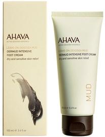 AHAVA Dermud Intensive Foot Cream 100ml