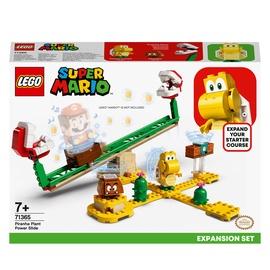 Конструктор LEGO Super Mario Мощная атака Растения-пираньи. Дополнительный набор 71365, 217 шт.