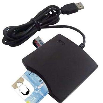 Картридер Transcend Smart Card Reader N68 Black