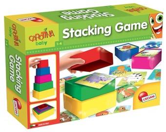 Lisciani Carotina Baby Stacking Game 57696