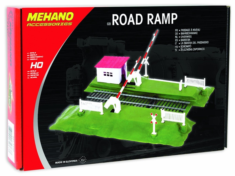 Mehano Road Ramp With Booth