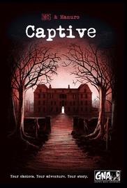 Galda spēle Brain Games Adventure Book Captive, LV