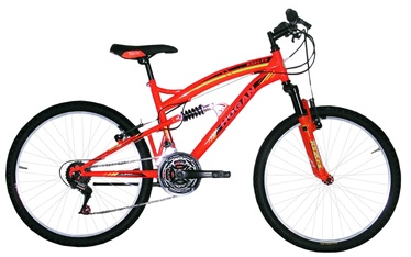 Henry Hogan MTB Full Susp 26'' Orange