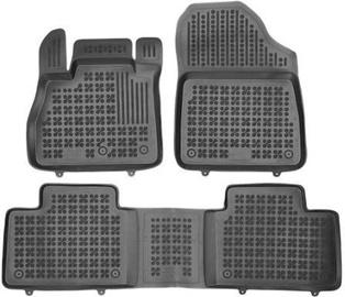 REZAW-PLAST Renault Scenic IV 2016 Rubber Floor Mats