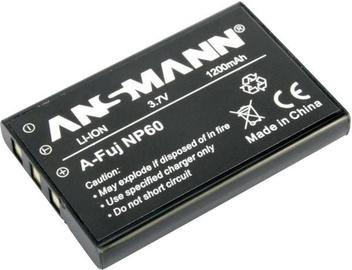 Ansmann A-Fuj Replacement Battery NP 60 LI 3.7V 1200mAh