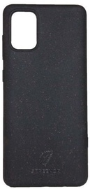 Screenor Ecostyle Back Case For Samsung Galaxy A41 Indigo Black