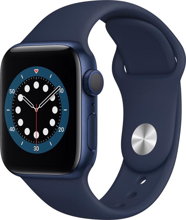 Išmanusis laikrodis Apple 6, mėlyna