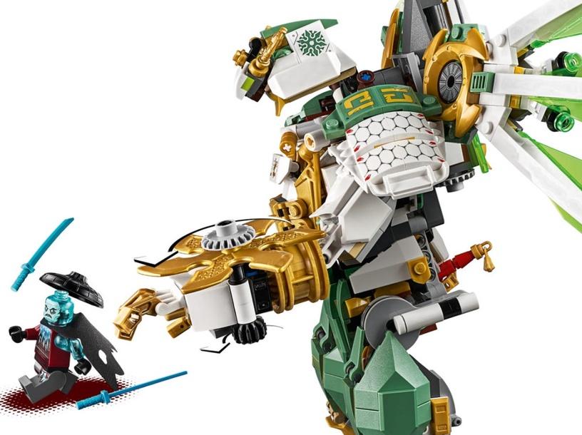 Konstruktorius LEGO®Ninjago 70676 Lloyd robotas titanas