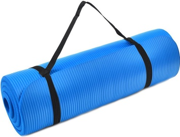 PROfit Fitness Pro Mat 180x60x1.5cm Blue
