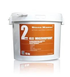 Dekoratiivkivi liim betoonile, 15 kg