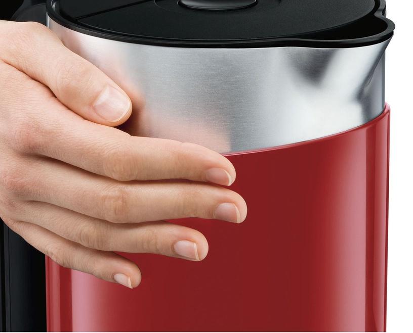 Электрический чайник Siemens TW86104P, 1.5 л