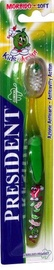 President Junior Toothbrush 5-11 Soft