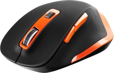 Kompiuterio pelė Canyon CNS-CMSW14BO Black/Orange, bevielė, optinė