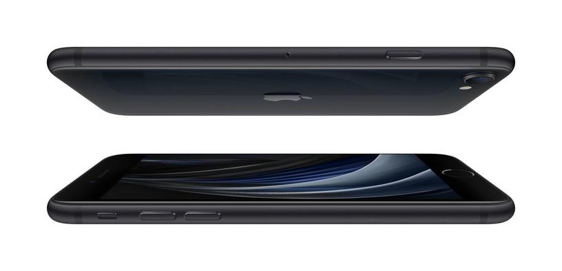 Мобильный телефон Apple iPhone SE 2020, черный, 3GB/128GB