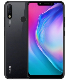 Tecno Spark 3 Pro Dual Midnight Black