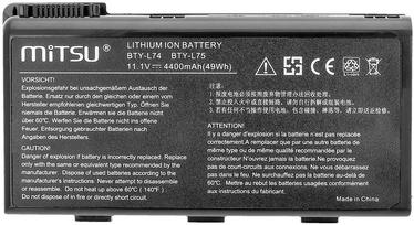 Mitsu Battery For MSI CR500/CR620 4400mAh