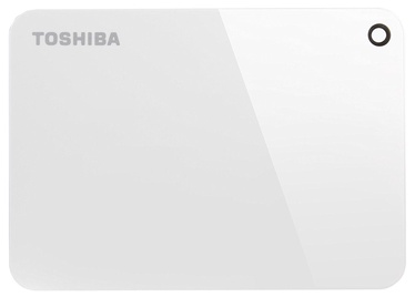 "Toshiba Canvio Advance 2.5"" 3TB USB 3.0 White"