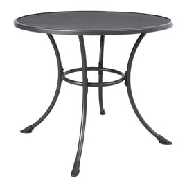 Home4you Nety Garden Table Grey