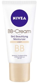 Nivea BB Cream 5in1 Beautifying Moisturizer 50ml Light