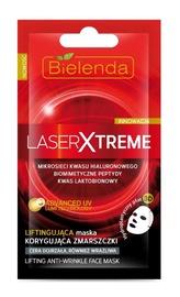 Bielenda Laser Xtreme Lifting And Wrinkle Correcting Face Mask 10g
