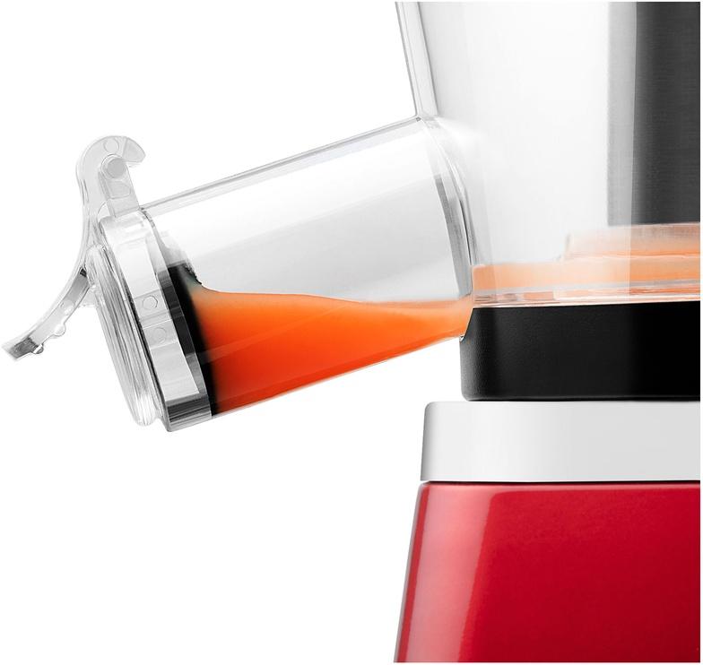 Lėtaeigė sulčiaspaudė Sencor SSJ 4042 Red