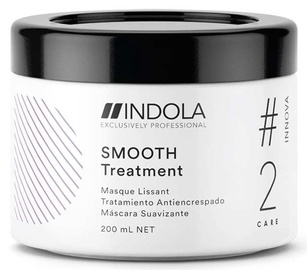 Kaukė plaukams Indola Innova Smooth, 200 ml