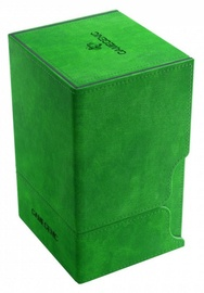Gamegenic Watchtower 100+ Convertible Deck Box Green