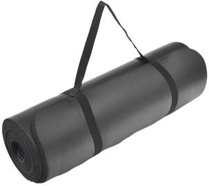 PROfit Fitness Pro Mat 180x60x1.5cm Black