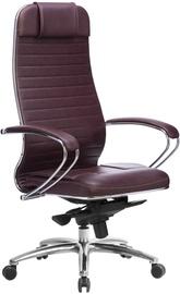 Biroja krēsls MN Samurai KL-1.04 Leather Burgundy