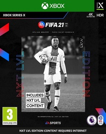FIFA 21 NXT LVL Edition Xbox Series X