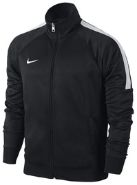 Nike Team Club Trainer Jacket 658683 010 Black Grey M