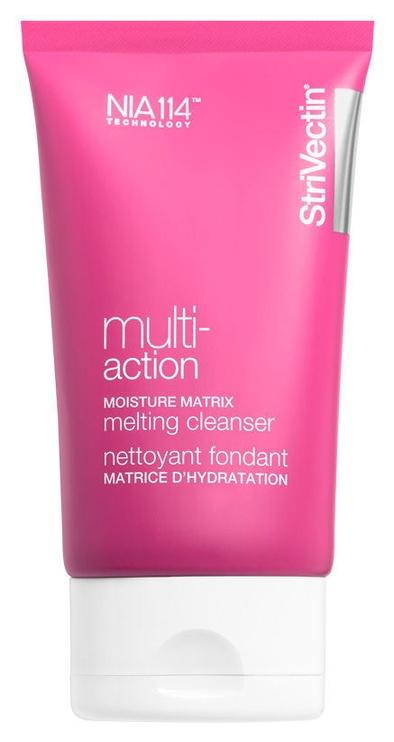 Makiažo valiklis Strivectin Multi Action Moisture Matrix Melting Cleanser, 120 ml