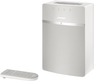 Belaidė kolonėlė Bose SoundTouch 10 Wireless Music System White