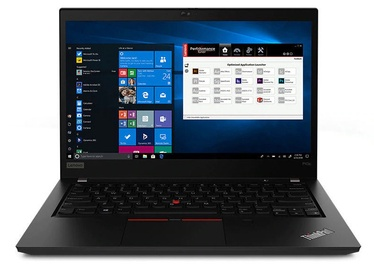 Lenovo ThinkPad P43s Black 20RH0021MH