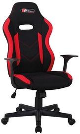 Biroja krēsls Signal Meble Rapid Red/Black