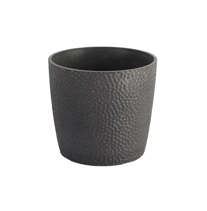 SN Indoor Flower Pot MR28 Ø28cm Black