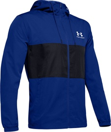 Under Armour Sportstyle Wind Jacket 1329297-400 Blue L