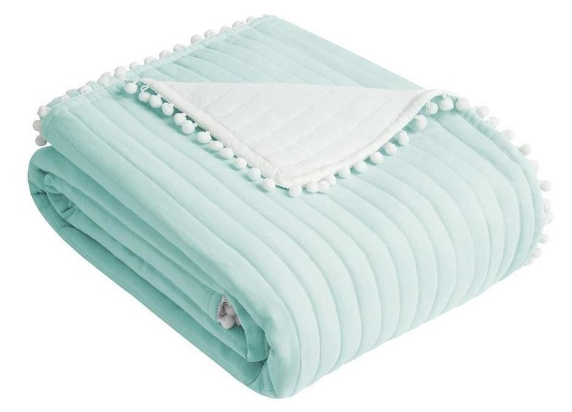 Room99 Bohemia Bedspread 200x220cm Mint