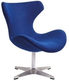 Signal Meble Felix Armchair Blue