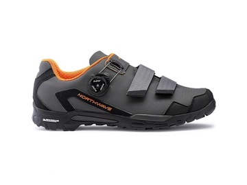 Northwave Outcross 2 Plus MTB Shoes Gray/Orange 44