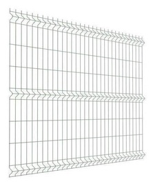 Tvoros segmentas, 2500 x 1730 x 4 mm, rudas